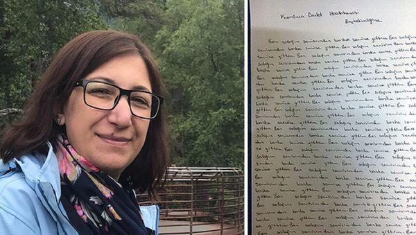 Hemşirelere 'Ben salağım' yazdırmakla suçlanan başhekime dava açıldı - Sputnik Türkiye