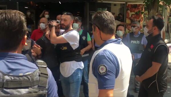 Onur Gencer yakalanma - Sputnik Türkiye