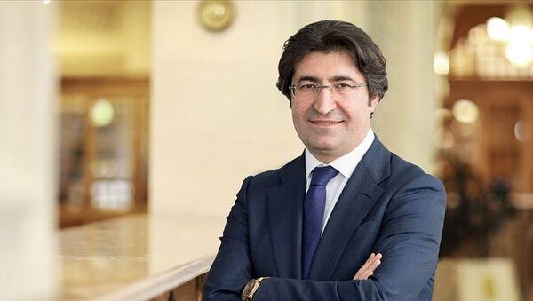 Ziraat Bankası Genel Müdürü Alpaslan Çakar - Sputnik Türkiye