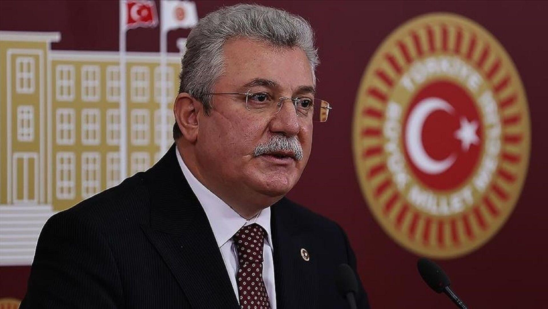 Ak Parti Grup Başkanvekili Muhammet Emin Akbaşoğlu - Sputnik Türkiye, 1920, 18.06.2021