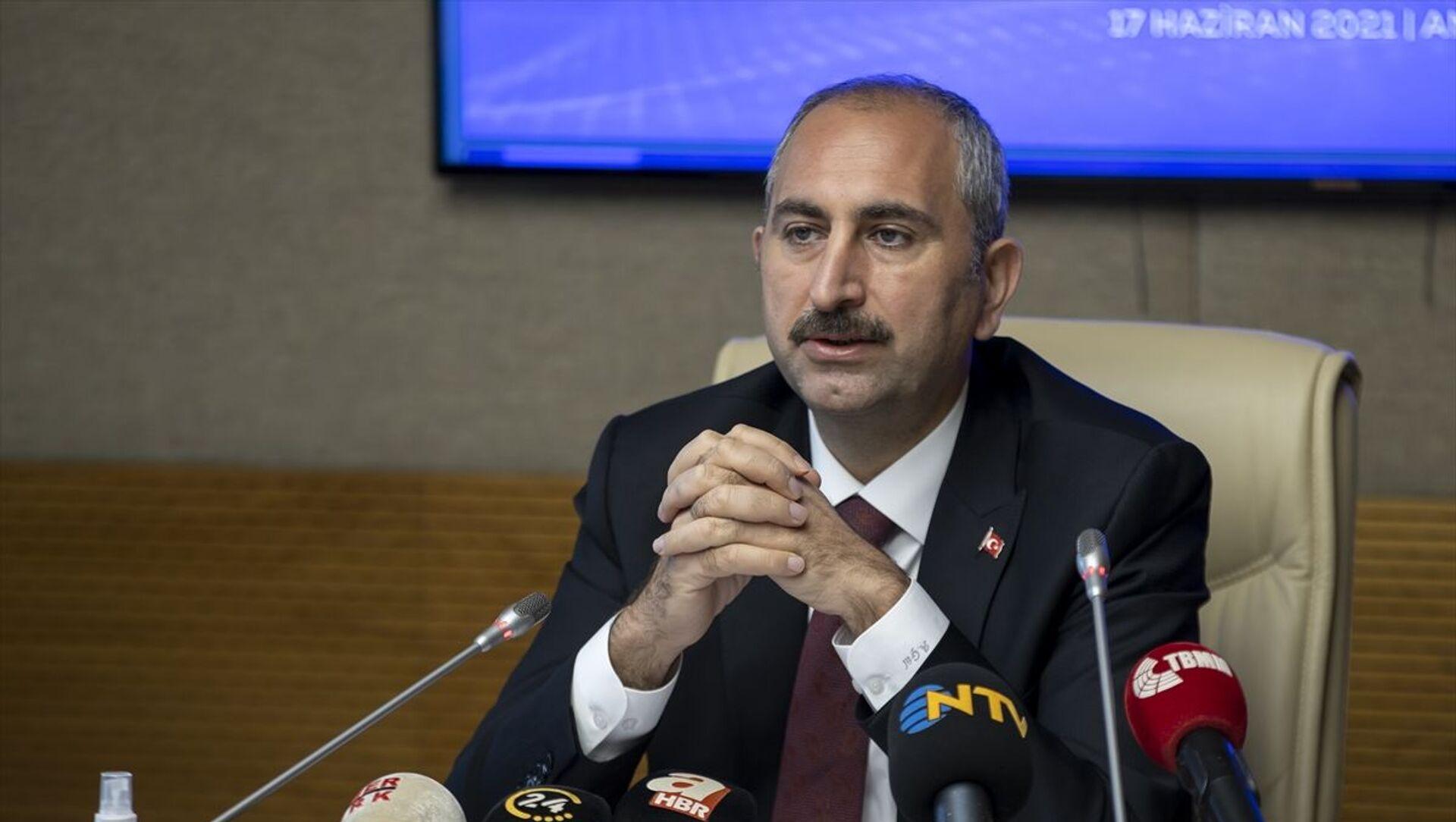 Abdulhamit Gül - Sputnik Türkiye, 1920, 29.06.2021