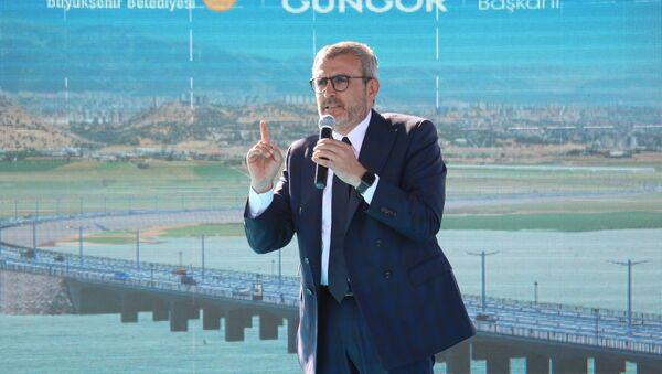 AK Parti Grup Başkanvekili Mahir Ünal - Sputnik Türkiye