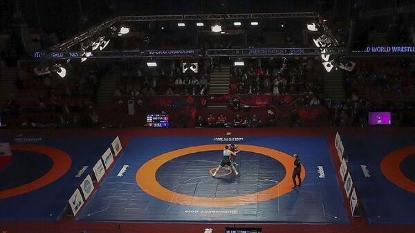 17 Yaş Altı Yıldızlar Avrupa Güreş Şampiyonası - Sputnik Türkiye