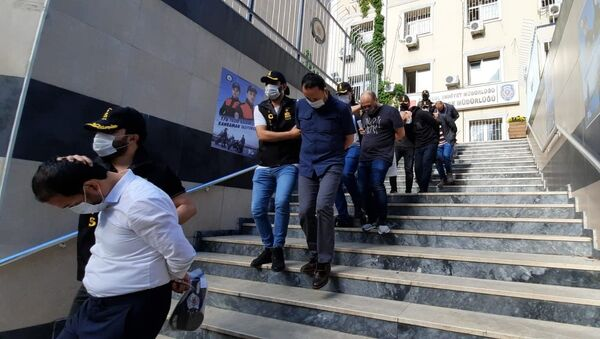 İstanbul Zeytinburnu'da Çinli iş adamı soyuldu - Sputnik Türkiye