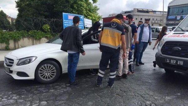 Berdan Mardini'nin eski eşi Fatoş Karademir - silahlı saldırı - Sputnik Türkiye
