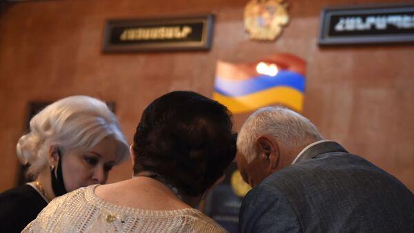 Ermenistan - Seçimler - 2021 - Sputnik Türkiye
