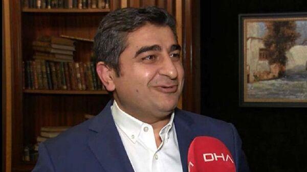 Sezgin Baran Korkmaz - Sputnik Türkiye