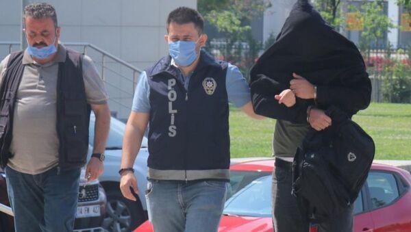 PTT şubesinden 170 bin lira çalan güvenlik görevlisi tutuklandı - Sputnik Türkiye