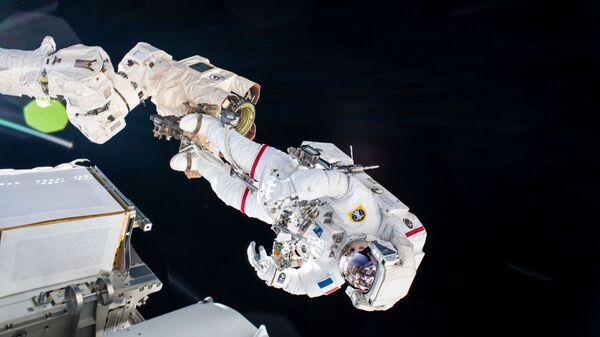 UUİ- astronot - Sputnik Türkiye