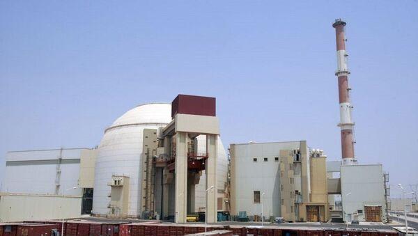 İran, Buşehr nükleer santrali - Sputnik Türkiye