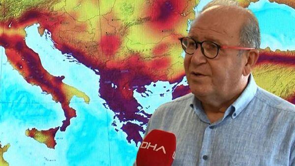 Yıldız Teknik Üniversitesi İnşaat Fakültesi Dekanı Deprem ve Tsunami Uzmanı Prof. Dr. Şükrü Ersoy - Sputnik Türkiye