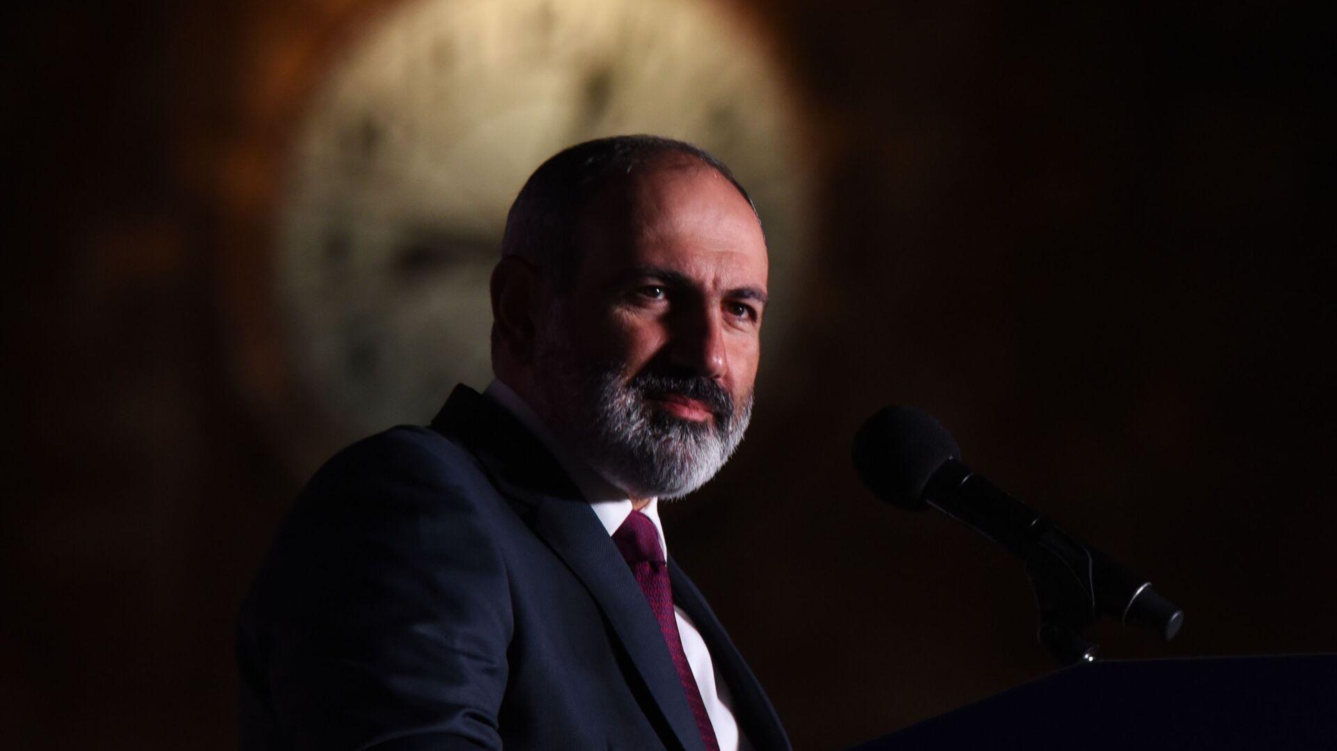 Ermenistan Başbakanı Nikol Paşinyan - Sputnik Türkiye, 1920, 21.06.2021
