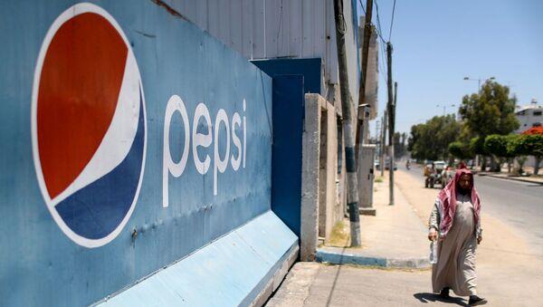 Pepsi - Gazze - Sputnik Türkiye