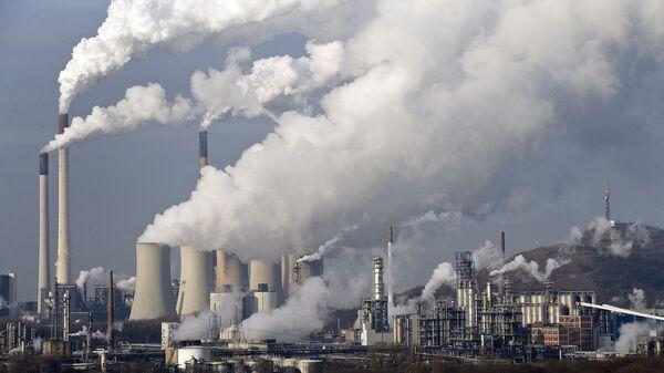 Avrupa - hava kirliliği - Sputnik Türkiye