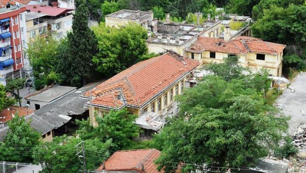 Ruh ve sinir hastalıkları hastanesi 'aile ve yaşam merkezine' dönüştürülecek - Sputnik Türkiye