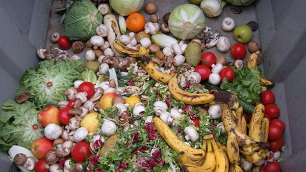 Araştırma: En çok sebze, et, ekmek ve garnitür çöpe gidiyor - Sputnik Türkiye