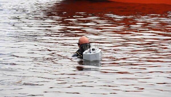 Denizdeki oksijen seviyesini artıracak cihaz - Sputnik Türkiye