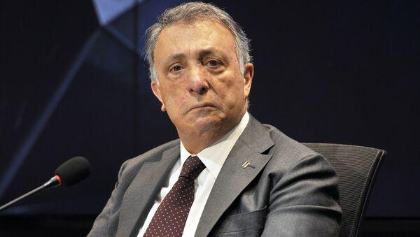 AhmetNurÇebi - Sputnik Türkiye