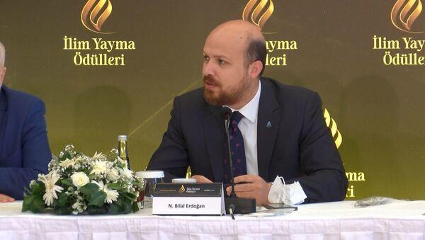 Necmeddin Bilal Erdoğan - Sputnik Türkiye