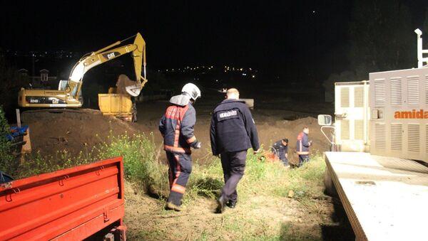 Ankara - sağanak yağmur - dere taşkını - Sputnik Türkiye