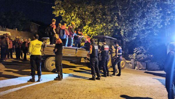 Bursa'da kayıp genç aranıyor - Sputnik Türkiye