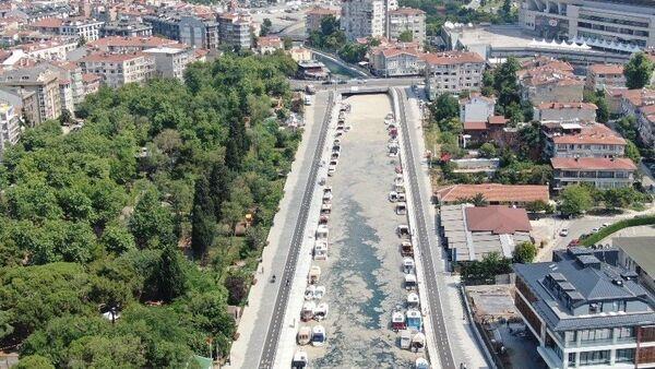 Kadıköy Kurbağalıdere müsilaj deniz salyası - Sputnik Türkiye