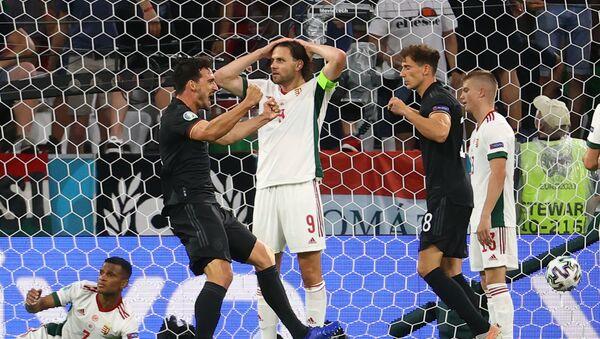 EURO 2020 son 16 turu eşleşmeleri belli oldu - Sputnik Türkiye