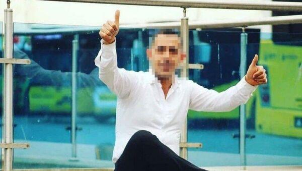 Öz kızını taciz eden baba Y.K. - Sputnik Türkiye