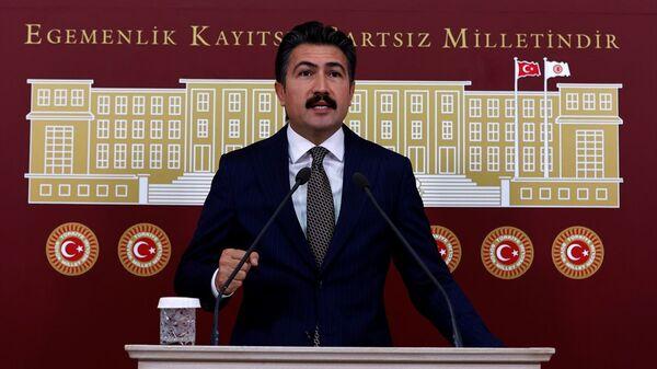 AK Parti Grup Başkanvekili Cahit Özkan - Sputnik Türkiye