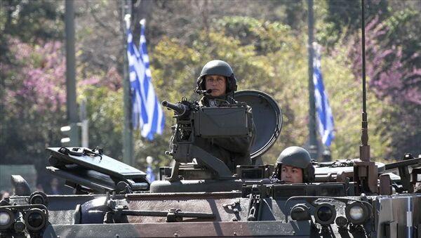 Yunanistan ordusu - Sputnik Türkiye