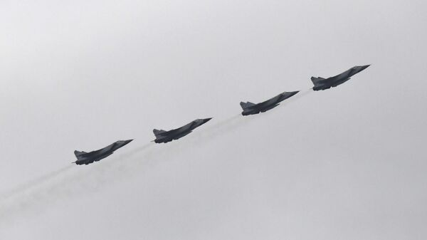 MiG-31K - Sputnik Türkiye