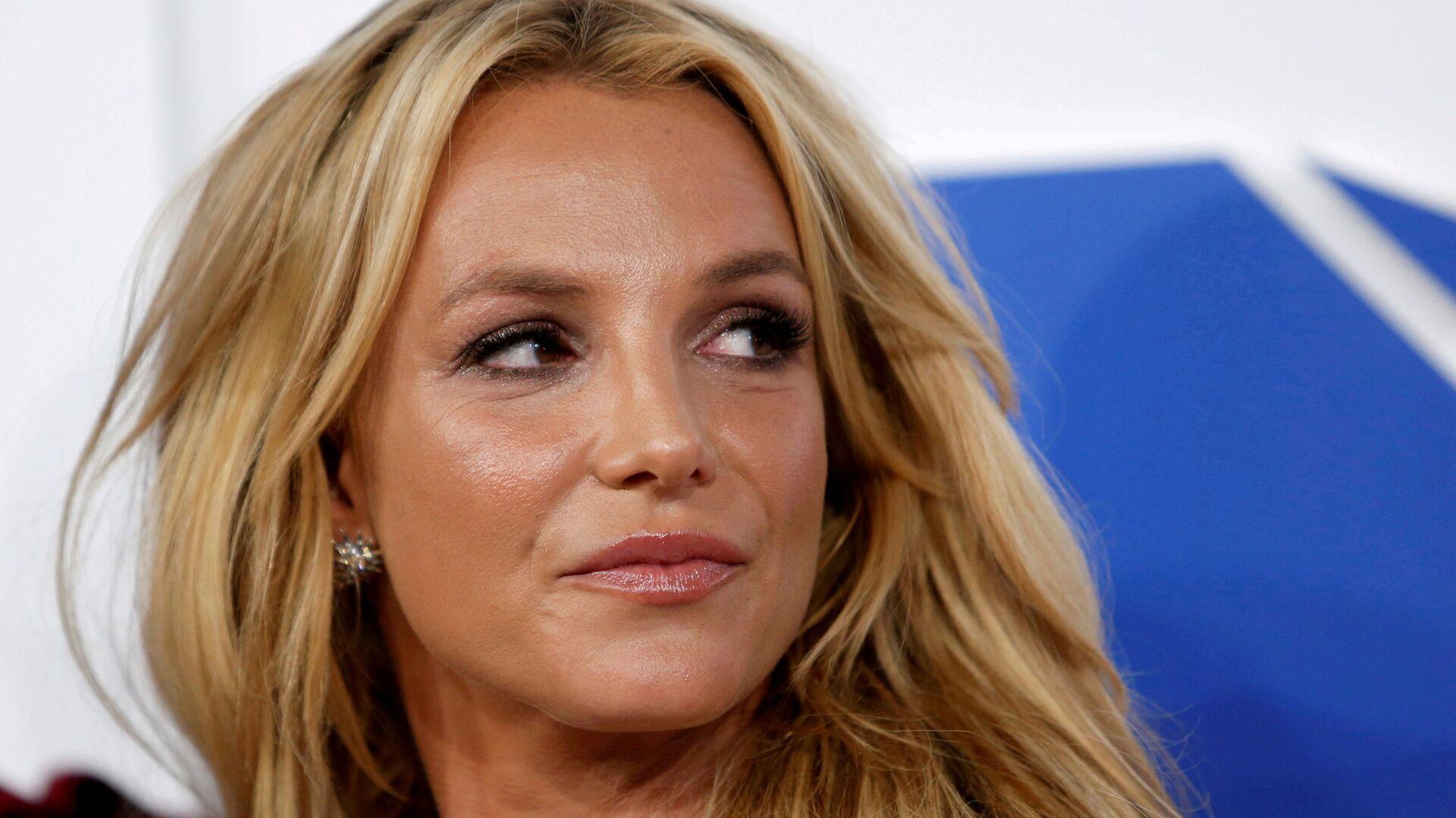 Britney Spears, 2016 MTV Video Müzik Ödülleri töreninde - Sputnik Türkiye, 1920, 22.09.2021