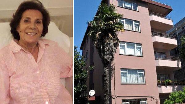 77 yaşındaki kadını 6 lira için ayakkabı bağcığıyla boğan kuryeye müebbet hapis - Sputnik Türkiye