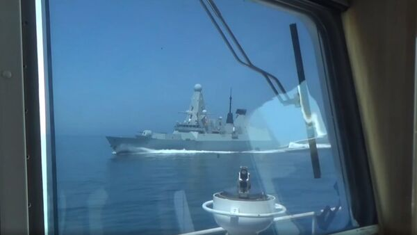 HMS Defender - Sputnik Türkiye