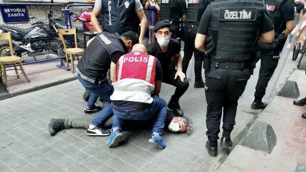 Bülent Kılıç gözaltı - Sputnik Türkiye