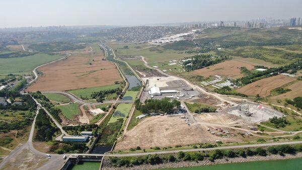 Kanal İstanbul alanı - Sputnik Türkiye
