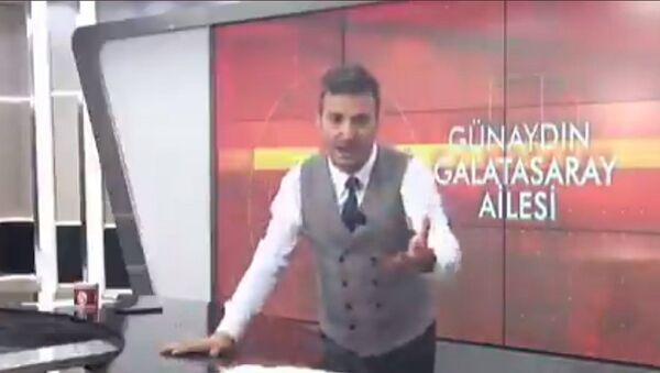 GS TV sunucusu Serbay Şenkal - Sputnik Türkiye