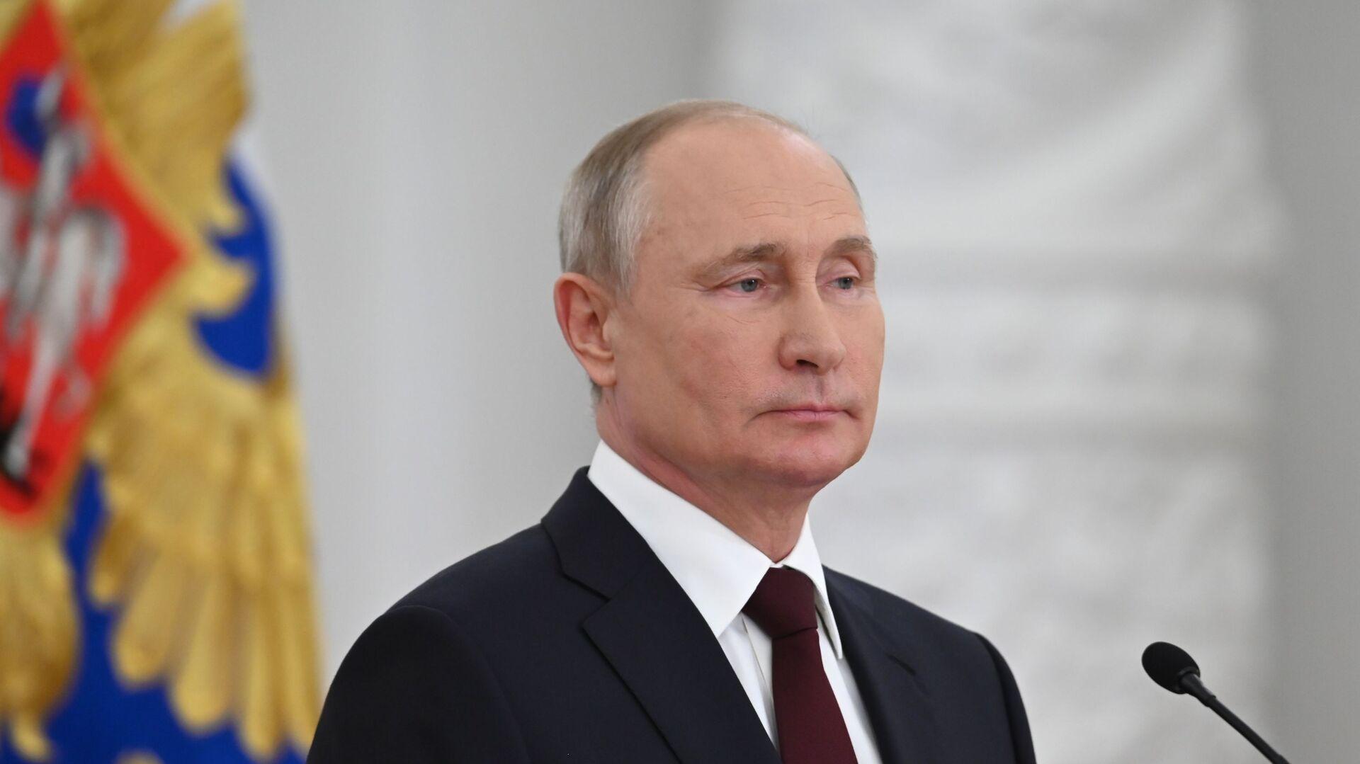 Vladimir Putin - Sputnik Türkiye, 1920, 29.06.2021