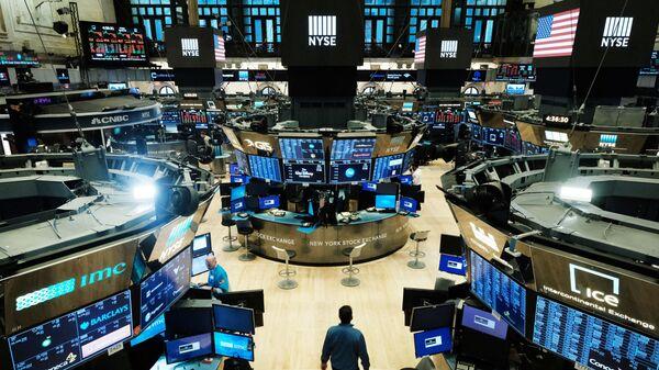 New York Menkul Kıymetler Borsası - Sputnik Türkiye