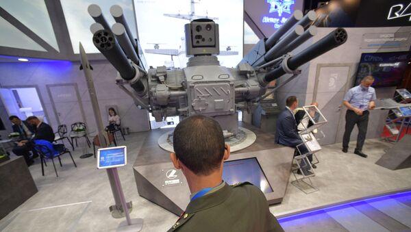 IMDS (International Maritime Defence Show) - Sputnik Türkiye