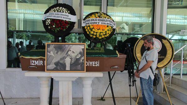 Uğurtan Sayıner on yolculuğuna uğurlandı - Sputnik Türkiye