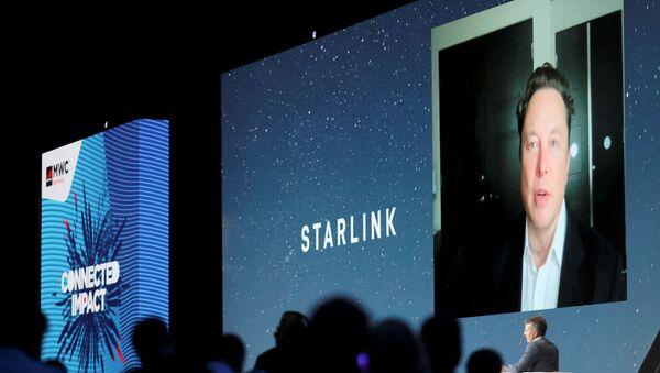 Elon Musk- Starlink - Sputnik Türkiye
