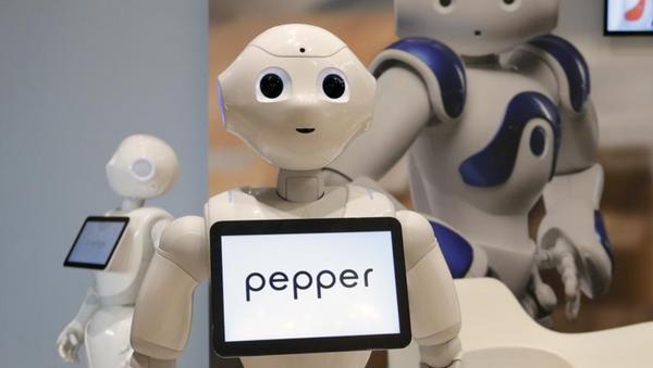 Robot Pepper - Sputnik Türkiye