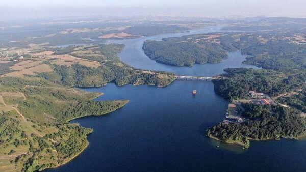 Ömerli Barajı - İstanbul barajları - Sputnik Türkiye