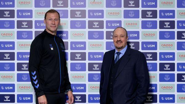 Everton'da Rafael Benitez dönemi - Sputnik Türkiye