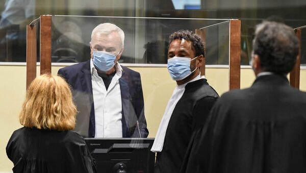 Uluslararası Ceza Mahkemesi, 2 Sırp yetkiliyi 12 yıl hapse mahkum etti - Sputnik Türkiye