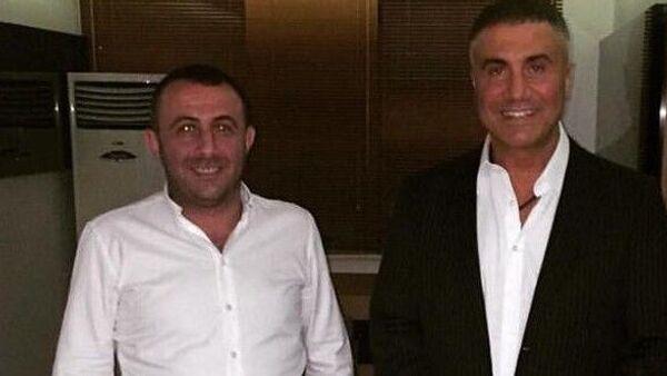 """Sedat Peker'le yaptığı görüşmeyle gündeme gelen Serdar Ekşioğlu, akaryakıt şirketinin kapatılmasına tepki göstererek, """"Konuşacak çok şey var ve konuşacağım. Bundan sonrası benim için tufan"""" dedi. - Sputnik Türkiye"""