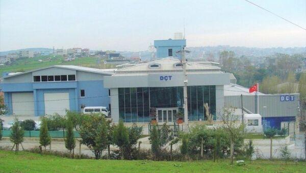 DÇT fabrika - Sputnik Türkiye