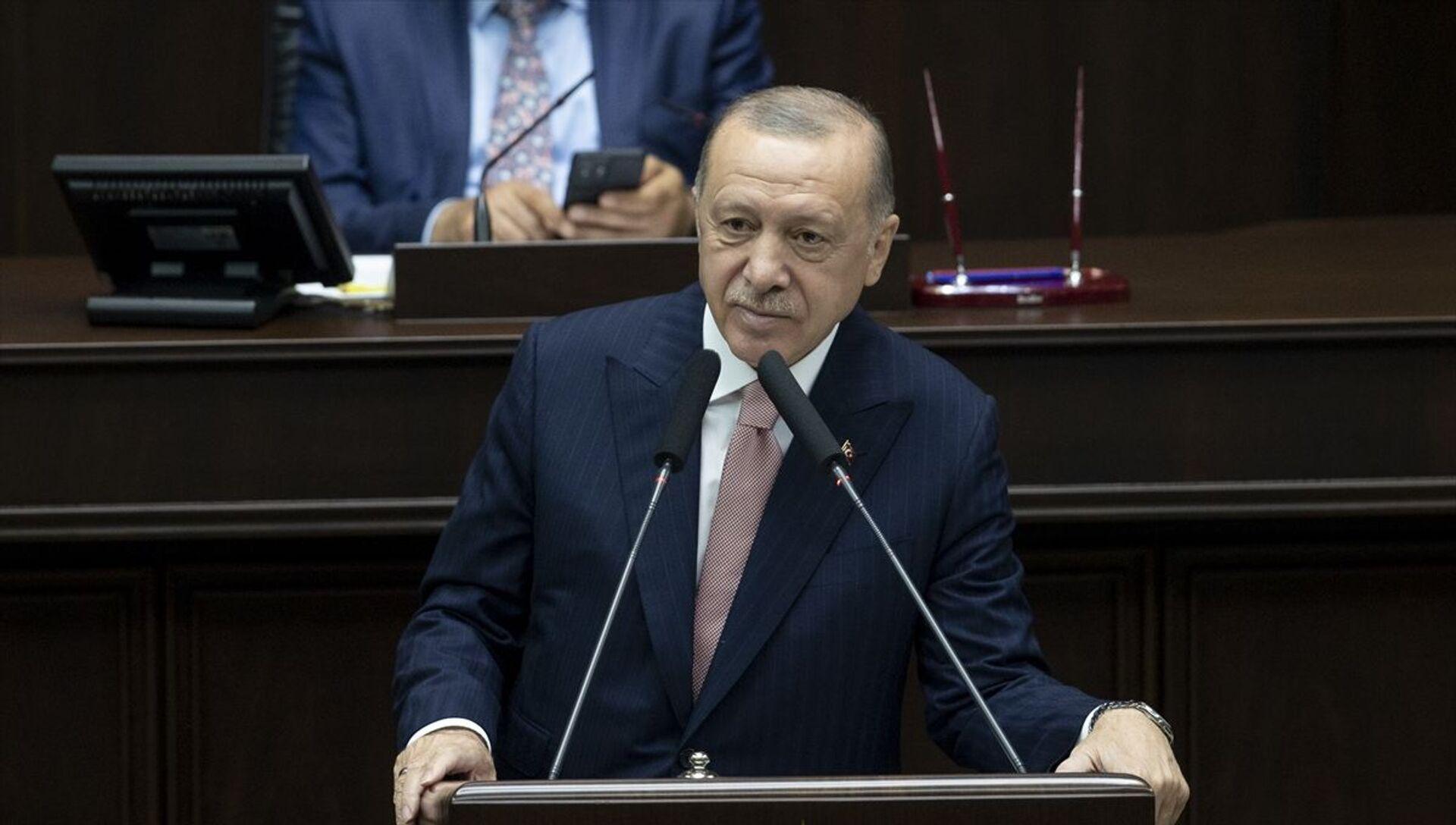 Recep Tayyip Erdoğan - AK Parti - Sputnik Türkiye, 1920, 01.07.2021