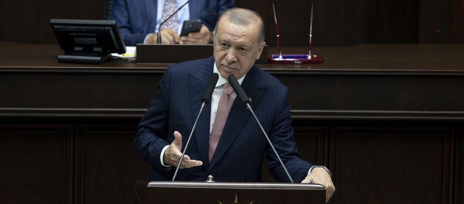 Recep Tayyip Erdoğan - AK Parti - Sputnik Türkiye, 1920, 08.07.2021